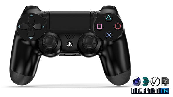 Sony Playstation Dualshock 4 - 3DOcean Item for Sale