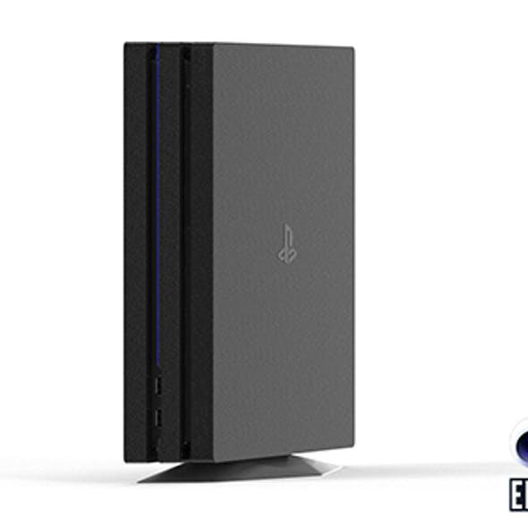 Sony Playstation 4 Pro - Element 3D