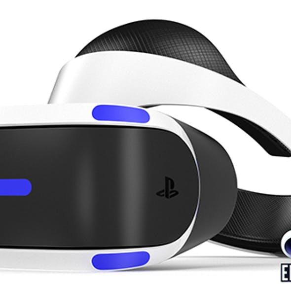 Sony Playstation VR - Element 3D