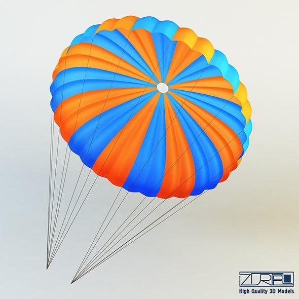 Parachute - 3DOcean Item for Sale