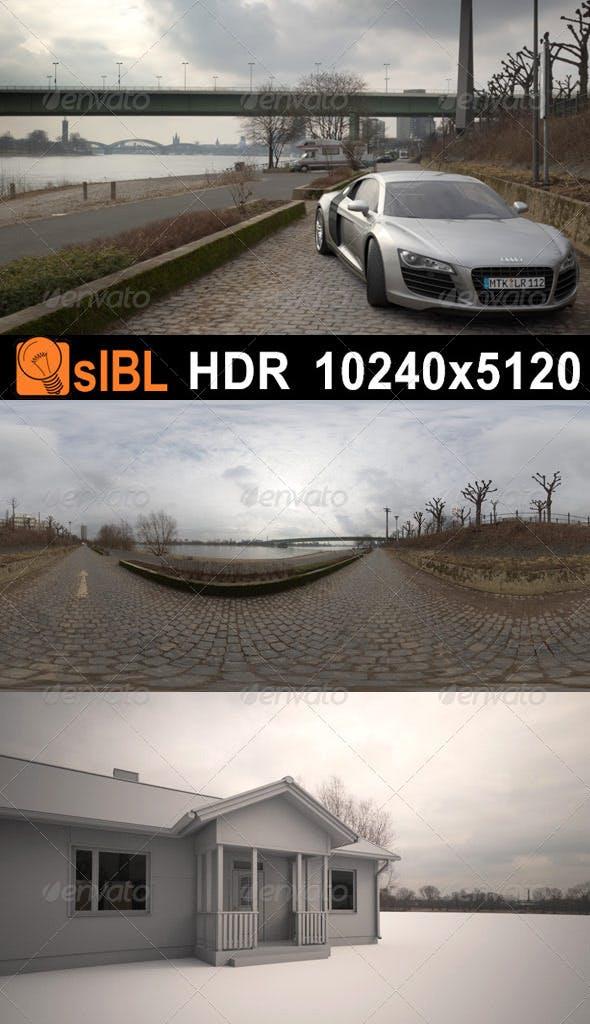 HDR 108 River Road - 3DOcean Item for Sale