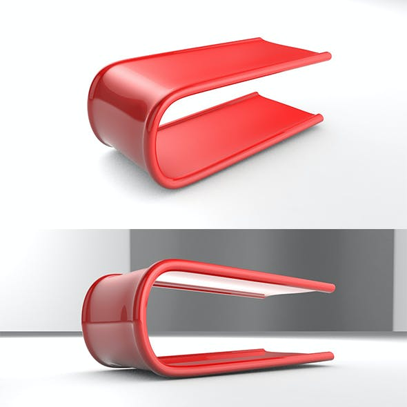 3D Money Clip