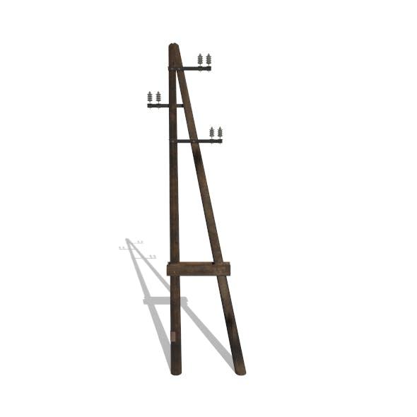 Electricity Pole 10