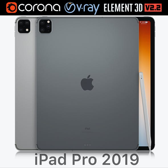 Apple iPad Pro 2019