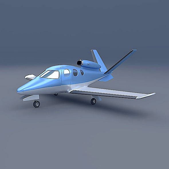 Cirrus SF50 private jet - 3DOcean Item for Sale