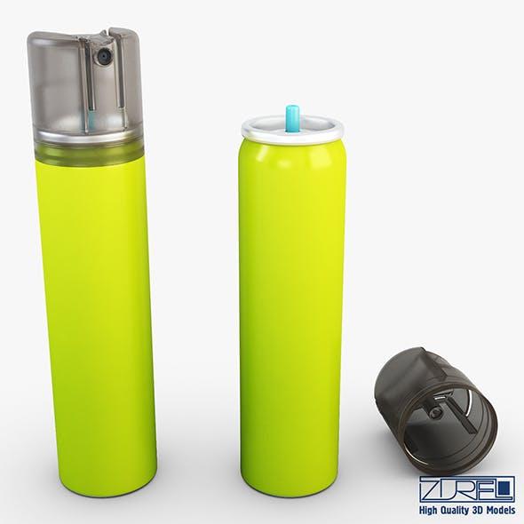 Spray can 75ml v 1 - 3DOcean Item for Sale