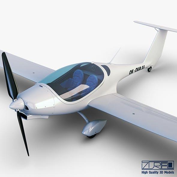 Phoenix S-LSA - 3DOcean Item for Sale