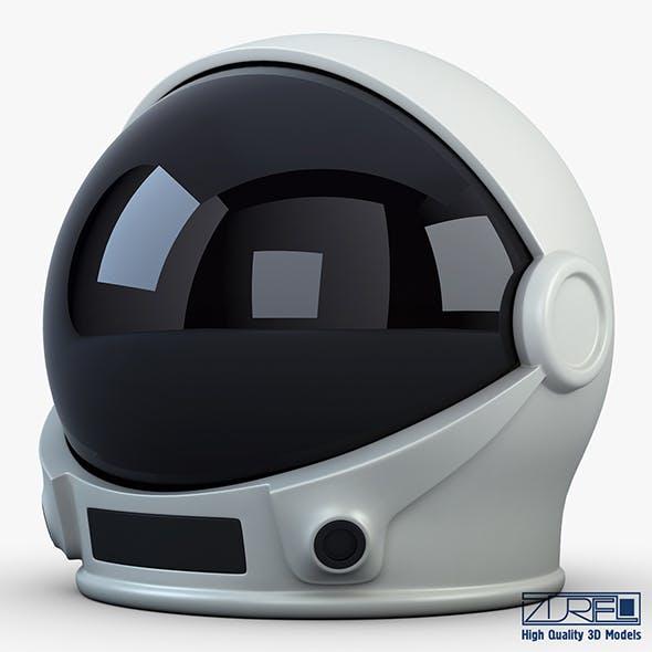 Astronaut helmet - 3DOcean Item for Sale