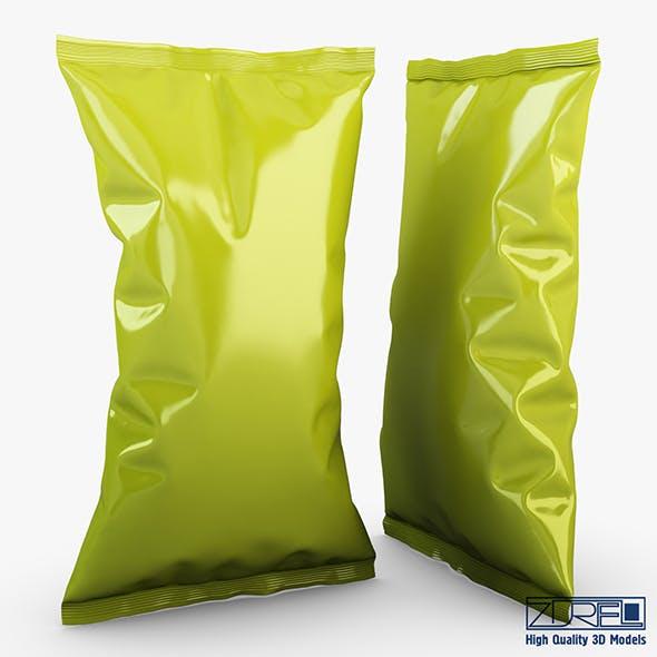 Food packaging v 5 - 3DOcean Item for Sale