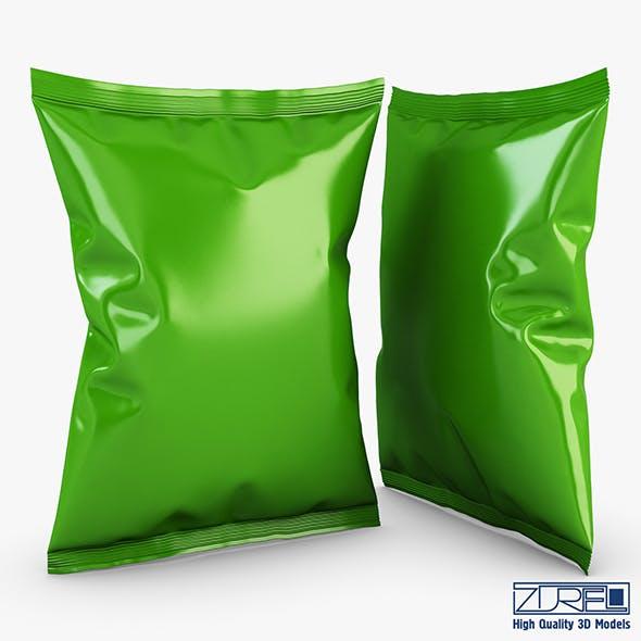 Food packaging v 6 - 3DOcean Item for Sale
