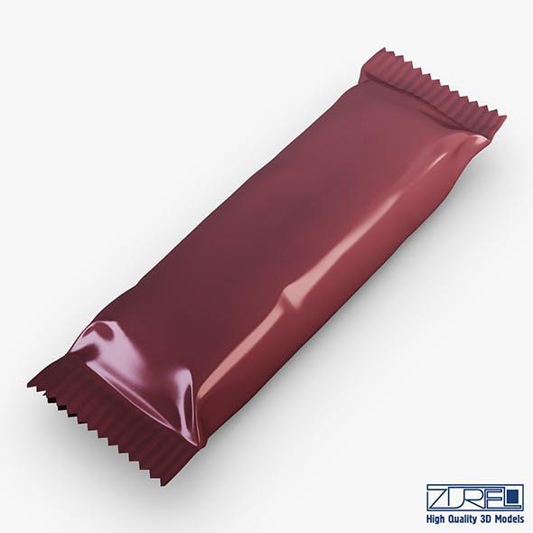 Candy wrapper v 4 - 3DOcean Item for Sale