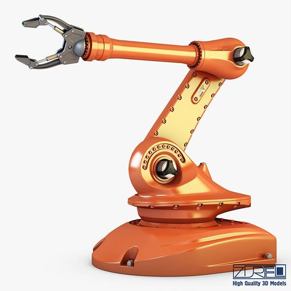 Industrial robot v 1 - 3DOcean Item for Sale