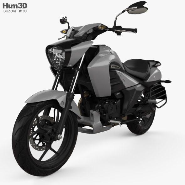Suzuki Intruder 150 2018 - 3DOcean Item for Sale