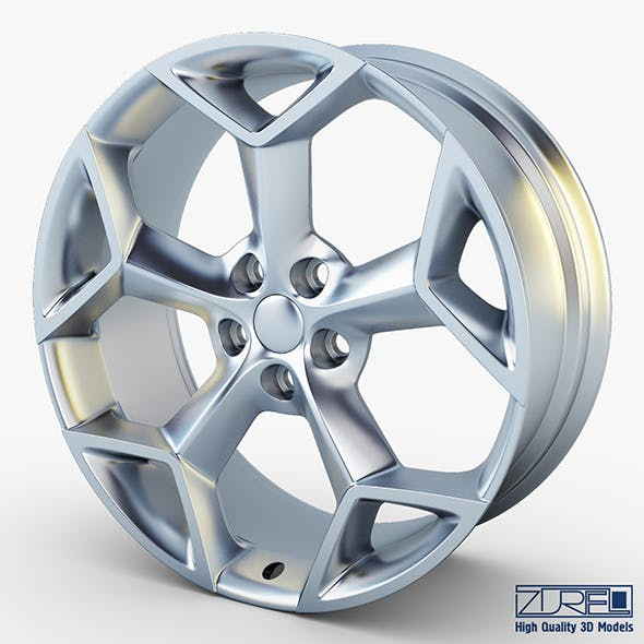 Mondeo Y Spoke 19 Alloy wheel