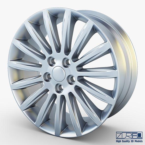 Mondeo Spoke 17 Alloy wheel - 3DOcean Item for Sale