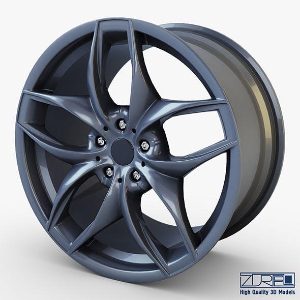 Style 215 wheel ferric gray Mid Poly