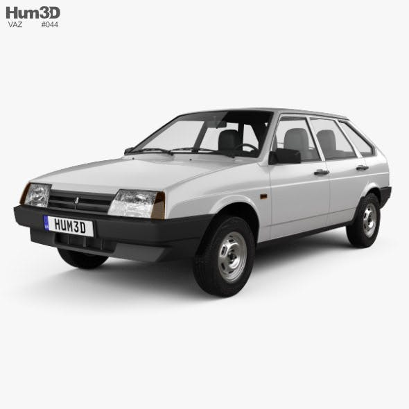 VAZ Lada 2109 1987 - 3DOcean Item for Sale
