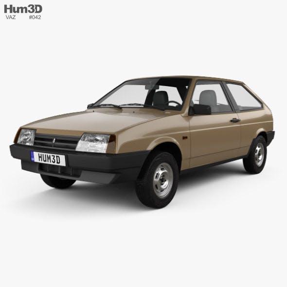 VAZ Lada 2108 1984