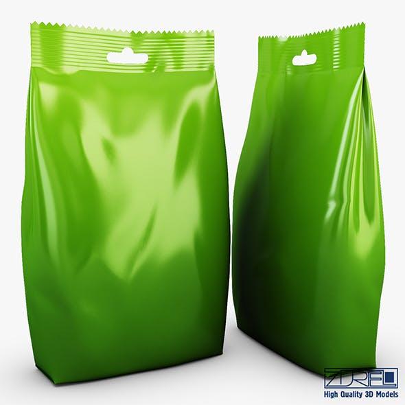 Food packaging v 17 - 3DOcean Item for Sale