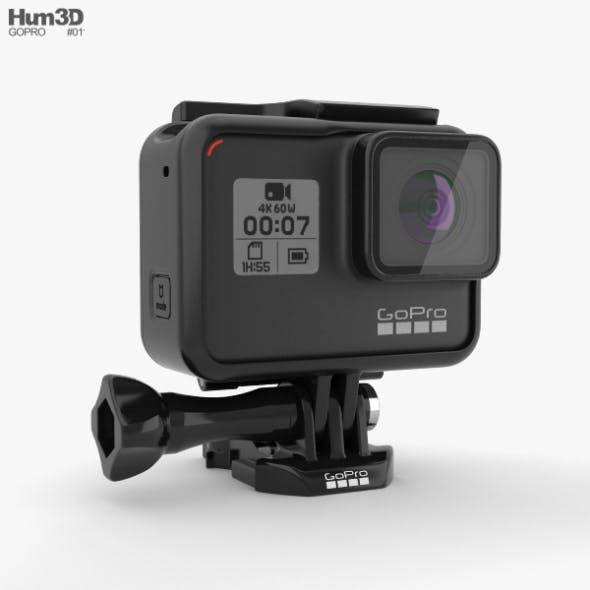 GoPro HERO7 - 3DOcean Item for Sale