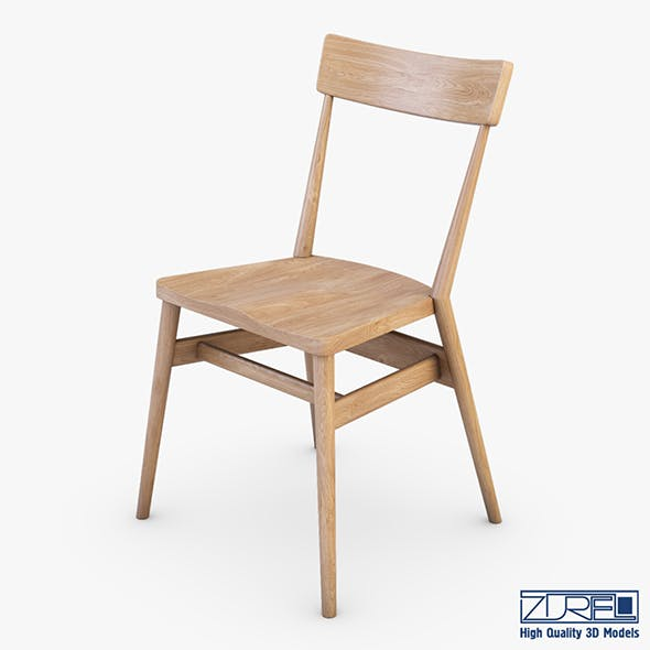 Ercol Holland Park chair v 2 - 3DOcean Item for Sale