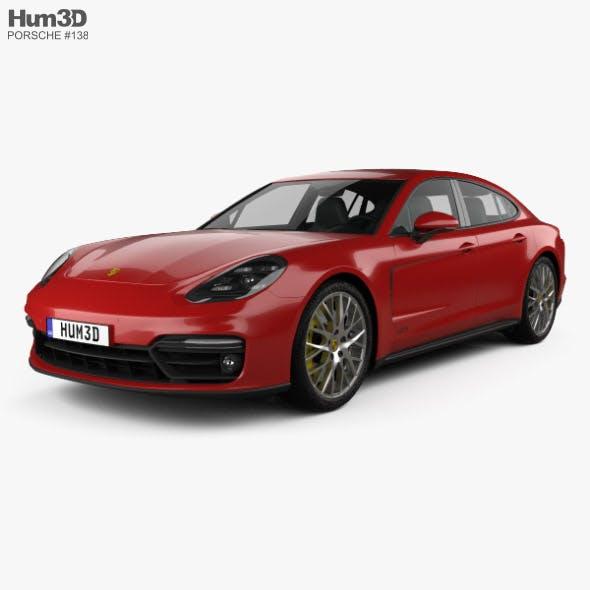 Porsche Panamera GTS 2019 - 3DOcean Item for Sale