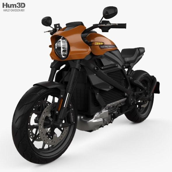 Harley-Davidson LiveWire 2019 - 3DOcean Item for Sale