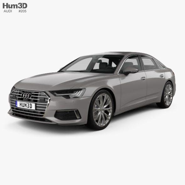 Audi A6 (C8) sedan 2018