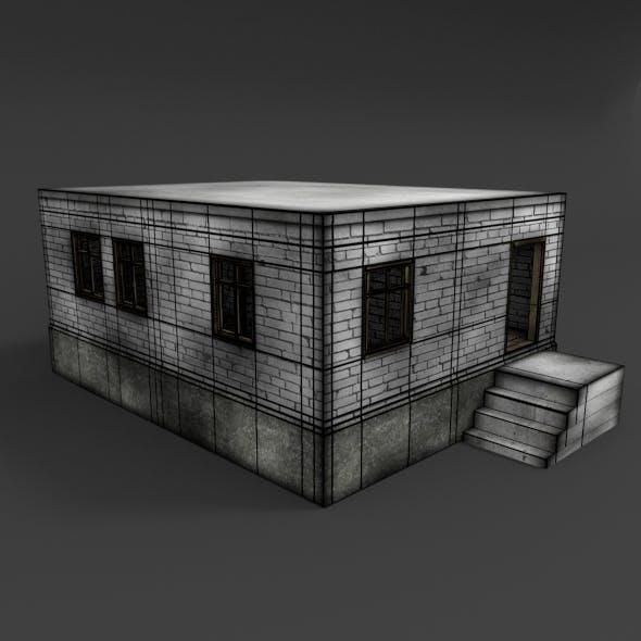 BrickHouse - 3DOcean Item for Sale