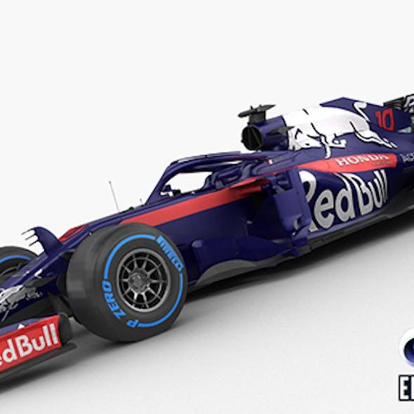 F1 Scuderia Toro Rosso STR13 2018
