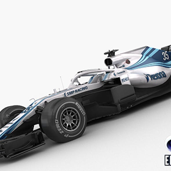 F1 Williams FW42 2018
