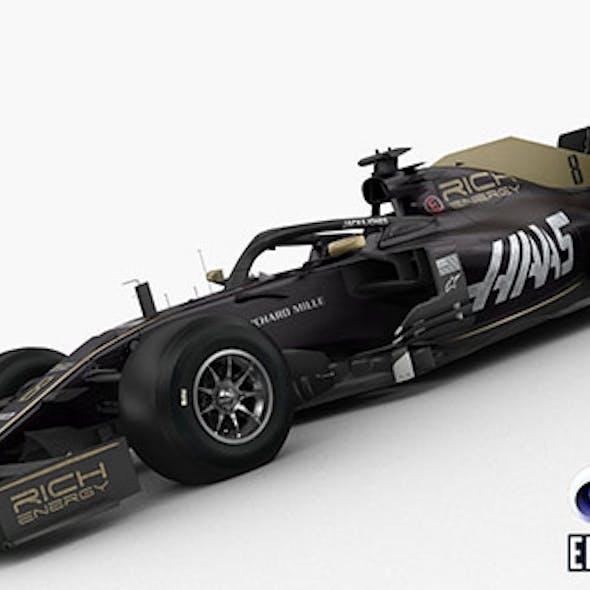 F1 Haas 2019