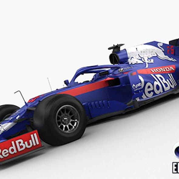 F1 Scuderia Toro Rosso STR 14