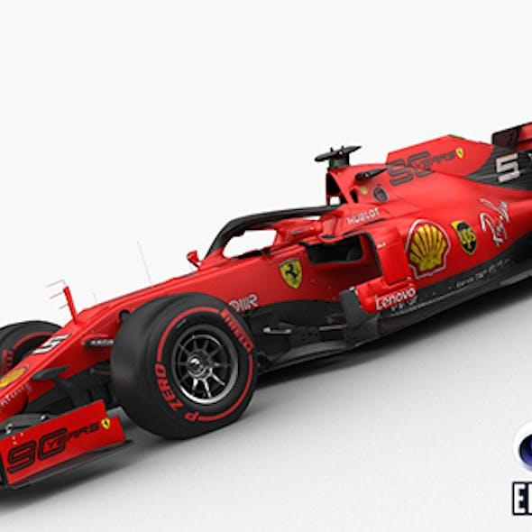 F1 Scuderia Ferrari SF90 2019
