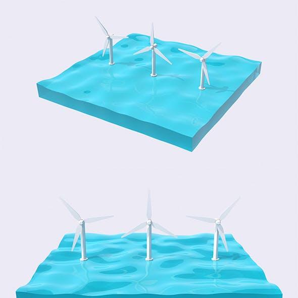 Low Wind Generator