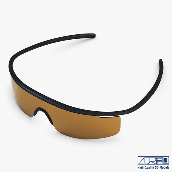 Sunglasses v 2 - 3DOcean Item for Sale