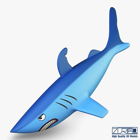 Shark v 1 - 3DOcean Item for Sale