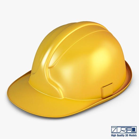 Hard hat yellow v 1