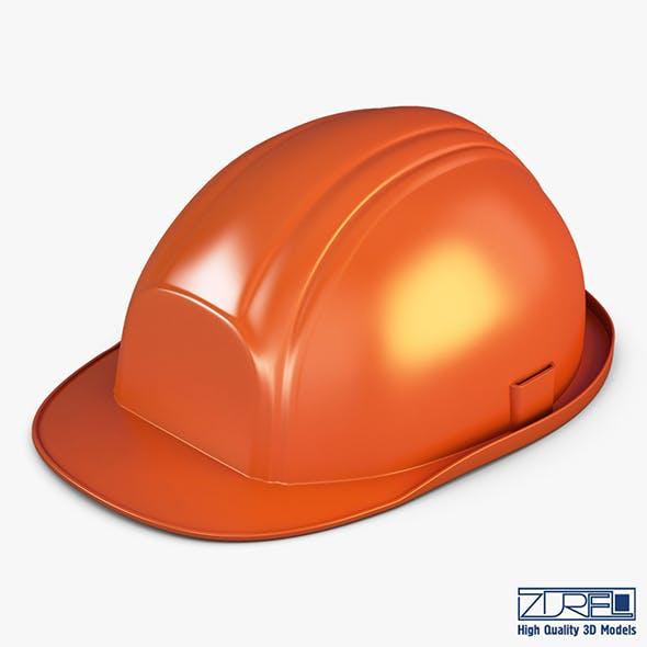 Hard hat orange v 1