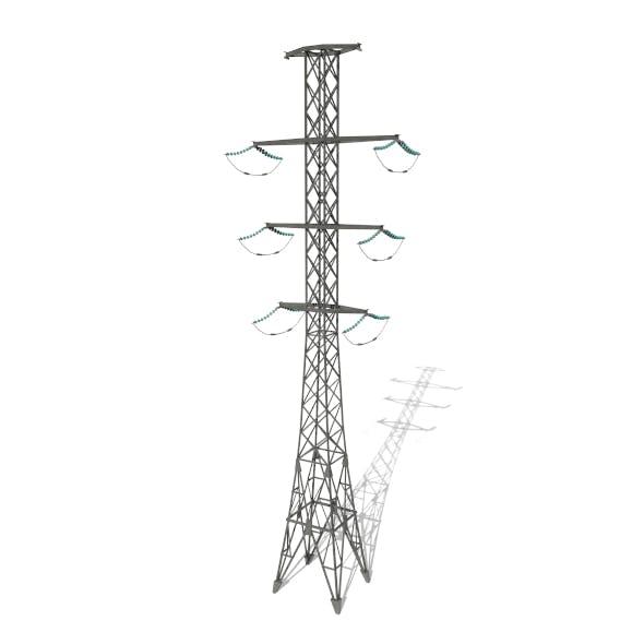 Electricity Pole 13