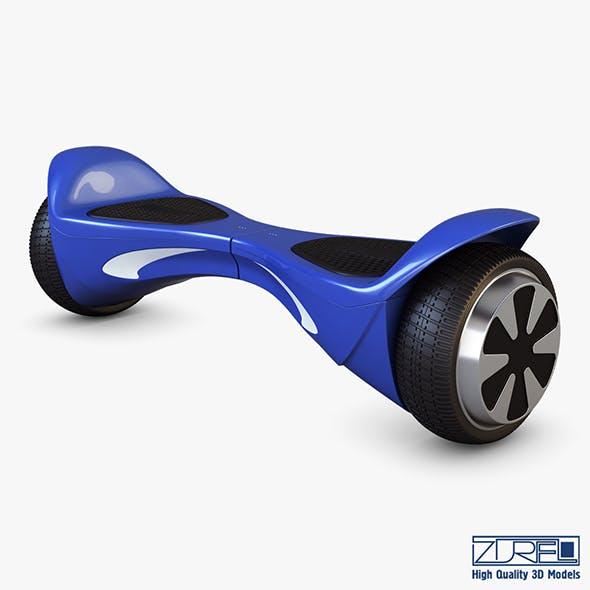 Hx X1 High blue