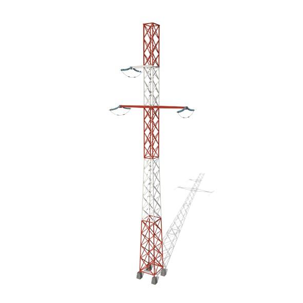 Electricity Pole 16
