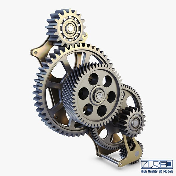 Gear mechanism v 3