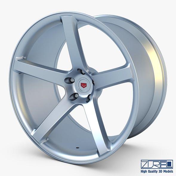 Vossen VPS-303 19 wheel silver - 3DOcean Item for Sale
