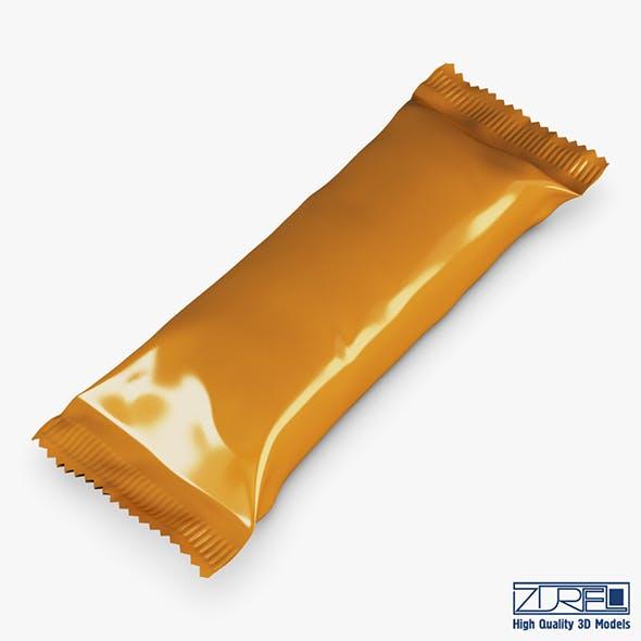 Candy wrapper v 8 - 3DOcean Item for Sale
