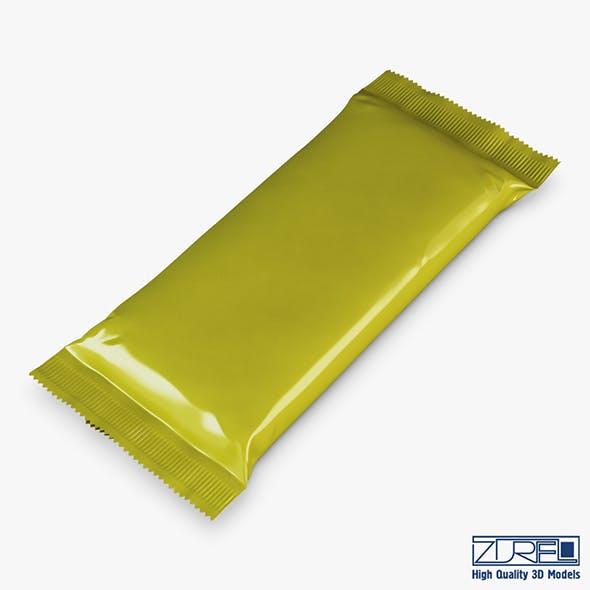 Candy wrapper v 9 - 3DOcean Item for Sale
