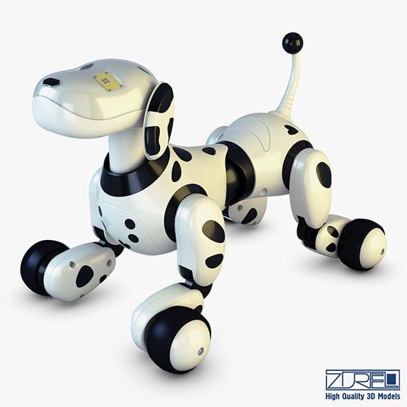 Zoomer Robot Dog Dalmatian