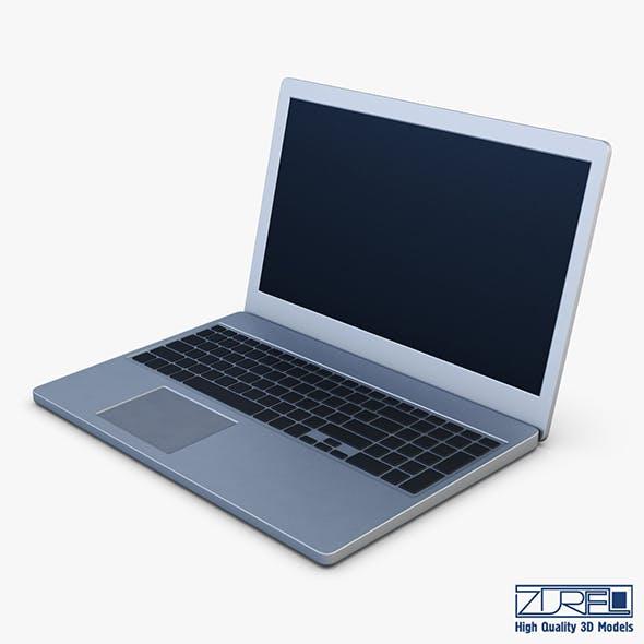 Laptop v 2 - 3DOcean Item for Sale