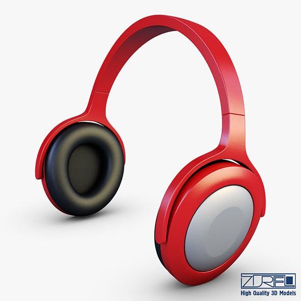 Headphone v 1 - 3DOcean Item for Sale