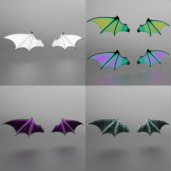 Bat wings halloween SPECIAL PRICE